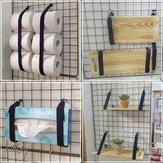 Kitchen Cabinet Storage, Storage Cabinets, Diy Kitchen, Kitchen Interior, Diy Your Furniture, Laundry Shelves, Wire Shelving, Home Repairs, Diy Home Crafts