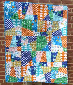Sew Some Sunshine, Lotus Pond by Rae Hoekstra for Cloud 9 Fabric Random Acts of Happy pattern by Jennifer Paganelli