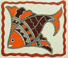 Somethings Fishy Drawing
