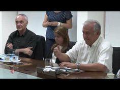 Diamante del Caribe y Santanderes de Colombia:  Alfonso Vegara e Ignacio Alcalde de la Fundación Metrópoli, participaron ayer lunes en la Tertulia en el diario local El Heraldo (Colombia).