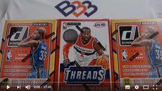 6c0819bfb31e BREAK STUFF - NBA Card Talk auf Youtube.  breakstuff  unboxing  boxbreaks