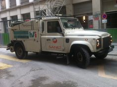 Land Rover Defender - 2014 : Paris, France