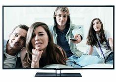 Samsung UE60D6500VSXZG 152,4 cm (60 Zoll) 3D-LED-Backlight-Fernseher, EEK A (Full-HD, HD Ready bei 3D, 400 Hz CMR, DVB-T/-C/-S2, CI+) schwarz