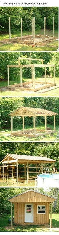 Shed DIY - Shed DIY - Wood Profits - How To Build A Small Cabin On A Budget - XnY Do It Yourself Ideas For Your Home ✿ - Discover How You Can Start A Woodworking Business From Home Easily in 7 Days With NO Capital Needed! Now You Can Build ANY Shed In A Weekend Even If Youve Zero Woodworking Experience! Now You Can Build ANY Shed In A Weekend Even If You've Zero Woodworking Experience! #smallbusinessideas #Freeplansforyourownshed