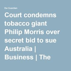 WhatS The Master Settlement Agreement  Sueing Tobacco