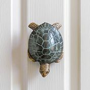 1000 images about k home accessories on pinterest linen pillows cotton throws and - Turtle door knocker ...