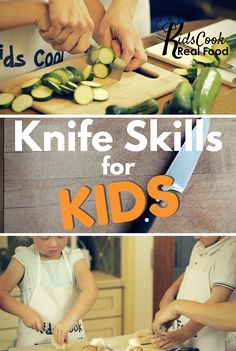 """We treat butter knives like chef's knives at our house - everyone has to be safe with knives, no matter how sharp they are. It's great training for the big ones when you know how to handle a little one! Let me show your kids all our tricks, our fun phrases (like """"Up and Over Soldier"""") that will stick in your kids' heads, and the magic solution for keeping fingers safe without feeling like you're disciplining about one. more. thing."""