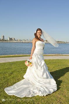 Long Beach @ The Reef Wedding | Southern California Wedding Photographer