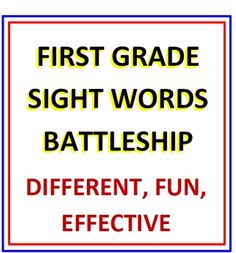 """This is a FUN way for the children to reinforce and practice these important sight words!   * ALL 41 WORDS ON THE DOLCH LIST OF HIGH-FREQUENCY SIGHT WORDS FOR 1st GRADE ARE INCLUDED!    * The children will enjoy using the """"chart"""" to find the correct words and then PRINT them in the spaces provided. One letter per space!    * You receive 4 printable worksheets which include the CHART plus 3 FULL PAGES where the students must find and print their sight words – ALL 41 OF THEM!"""