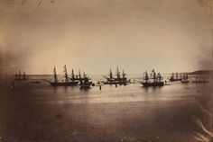 The French Fleet at Cherbourg, August 1858