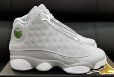 The Air Jordan 13 GS Wolf Grey Deadly Pink (Style Code: is a Grade School (GS) Air Jordan 13 exclusive in Wolf Grey, Deadly Pink and White. Retro Jordans 11, Jordans Girls, Newest Jordans, Nike Air Jordans, Jordan 13, Jordan Retro, Nike Basketball Shoes, Nike Shoes, Addicted To You