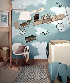 Elegant Wall Painting Ideas For Your Beloved Home (20)