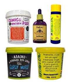 Kit SOS NO Poo Como tratar Cabelos Danificados com Lola Cosmetics