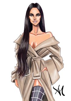 Kim Kardashian West - by Armand Mehidri