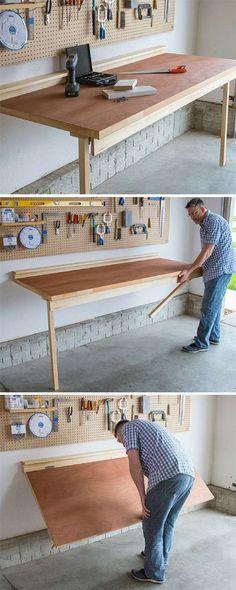 14 idées de rangements pratiques pour un garage impec