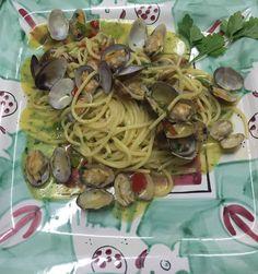 9 ristoranti in Costiera....Spaghetto a vongole, Garden, Ravello