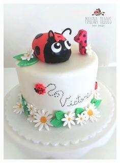 Ladybug Cake MTCD