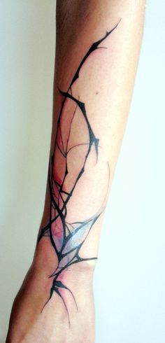 Abstract graphic tattoo by ~Electronic-Sin on deviantART
