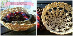 Patrones Crochet, Manualidades y Reciclado: CESTA A CROCHET PASO A PASO CON PATRONES PARA TEJE...