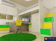 muebles de dormitorio para espacios reducidos - Buscar con Google