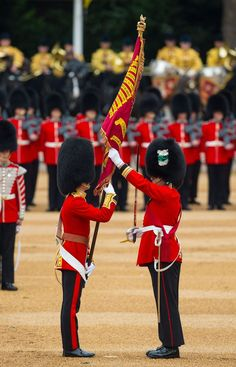 Queen's Official Birthday, Horse Guards Parade, British Armed Forces, Royal Marines, Royal Air Force, British Army, Royal Navy, Troops, Britain