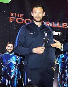 Euro 07 days to go: Captain Hugo Lloris Champion Du Monde Foot, Tottenham Hotspur Fc, Football, Goalkeeper, Euro, To Go, Soccer, Board, People