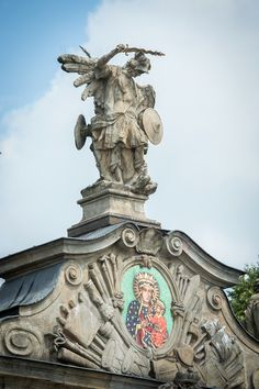 https://flic.kr/p/JsiimY | Jasna Góra Monastery in Częstochowa | The Jasna Góra Monastery in Częstochowa, Poland, is a famous Polish shrine to the Virgin Mary and one of the country's places of pilgrimage for many the monastery is a spiritual capital. The image of the Black Madonna of Częstochowa, also known as Our Lady of Częstochowa, to which miraculous powers are attributed, is one of Jasna Góra's most precious treasures. Jasna Góra Monastery was founded in 1382 by Pauline monks who came…