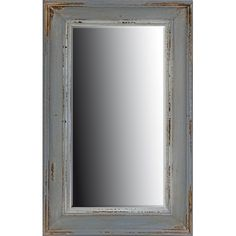 ChâteauChic Distressed Wall Mirror
