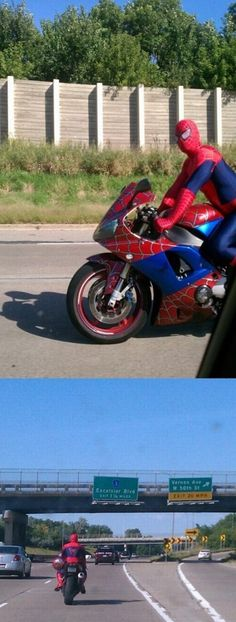 I want this bike. With the costume.