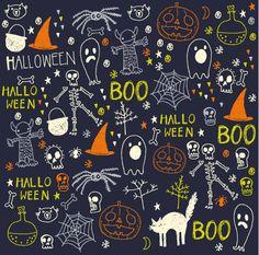 Nicola Ward rassemble ici tous les éléments ayant un lien avec l'Halloween. Un projet fastidieux, pour les plus courageux!