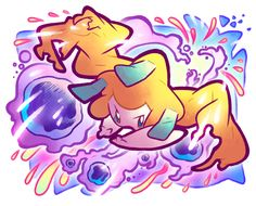 One of my favorite mega too, what an awesome designed pokemon.