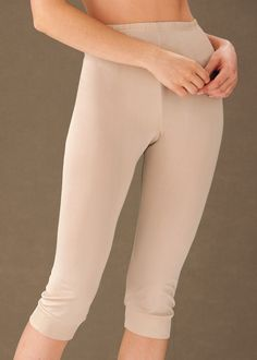 Mid-weight silk long underwear- keep warm & still wear your skirts in the winter  Seriously may get these !! N