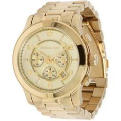 relógios Michael Kors dourado