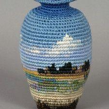 Small Blue Vessel