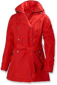 Helly Hansen Welsey Trench Coat - Women\'s