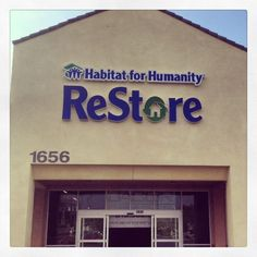 Habitat Oc Res Anaheim Re Front Located At 1656 West Katella Avenue
