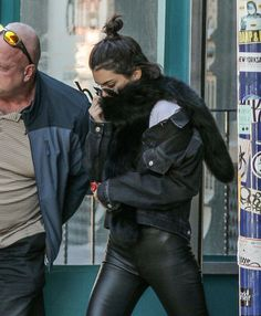 Kendall Jenner Out For Lunch In New York