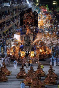 Rio de Janeiro 2004 - Unidos da Tijuca - Vice Campeã.