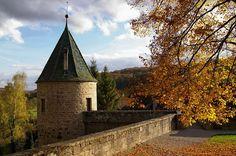 Bebenhausen - der grüne Turm by Walter Brants