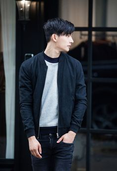 parkhyeongseop: Park Hyeong Seop for ZARA - F/W 14