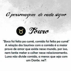 O personagem de cada signo: Touro ♉ (Feito por: https://www.facebook.com/ApaixonadaspeloIanClarke/)