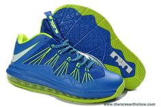 579765-500 2013 Nike Air Max Lebron 10 Low Sprite Online