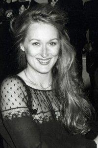 Meryl Streep. Goddess.