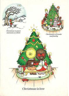 Joan Walsh Anglund - Lorie Harding - Picasa Web Albums Christmas Images, A Christmas Story, Christmas Design, Kids Christmas, Vintage Christmas, Old Nursery Rhymes, Nursery Art, Joan Walsh, Christmas Paper Crafts