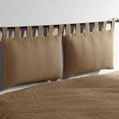 Cuore Antico: progetti  Idea interessante per creare la testiera del letto...