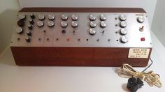 "MATRIXSYNTH: Middle Eastern ""moog"" DIY Synthesizer"