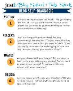 Blog School: New Blog Resolutions