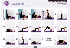 20-Minute Yoga (Evening) – Class 2: Restorative