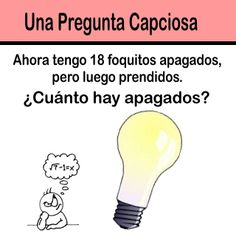 prguntas capciosas y curiosas Funny Baby Jokes, Funny Babies, Brain Gym, Kids And Parenting, 1, Memories, Humor, Education, Math