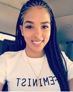 38 Super Ideas Crochet Braids Hairstyles For Kids Twists Protective Styles - Crochet Braid Styles African Braids Hairstyles, Easy Hairstyles, Girl Hairstyles, Hairstyles 2018, Summer Hairstyles, Corn Row Hairstyles, Cornrolls Hairstyles Braids, Braided Hairstyles For Black Women, Braid Styles